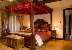 Wonderful Places to Stay in England. Self Catering Holiday Accommodation. Brackenhill Tower & The Jacobean Cottage, Longtown, Gretna Green, Cumbria Holiday Accommodation, Luxury Accommodation, Gretna Green, Luxury Holiday, Jacobean, Cumbria, Luxurious Bedrooms, Holiday Destinations, Wonderful Places