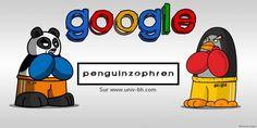Penguinzophren : Panda VS Penguin