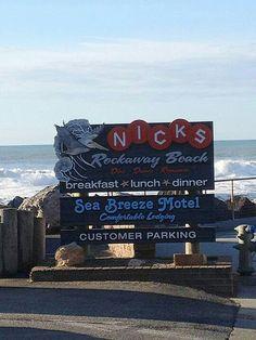 Nick's at Rockaway Beach in Pacifica, CA