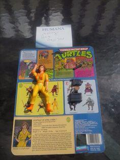 #3 **Original Teenage Mutant Ninja Turtles Figurine Collection 1980-1990's** #PlaymatesToys