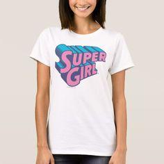 Supergirl J-Pop 10. Producto disponible en tienda Zazzle. Vestuario, moda. Product available in Zazzle store. Fashion wardrobe. Regalos, Gifts. #camiseta #tshirt #american