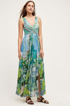 Ocean Isle Maxi Dress. I would love this for a wedding.
