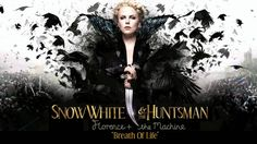 "Snow White and the Huntsman - Florence + The Machine: ""Breath of Life""  One of my favorite songs ever :) Dramatic, inspiring and beautiful"