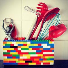 Legoja keittiöön