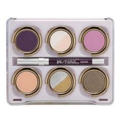 The Glinda Palette and The Theodora Palette by Urban Decay (Official Site)