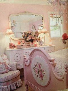 quarto menina