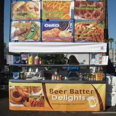 Beer Batter Delights Food Concession Arizona & Minnesota