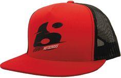 BTO Sports - Big Red Trucker Hat