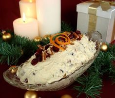 Pecan Cranberry Spread
