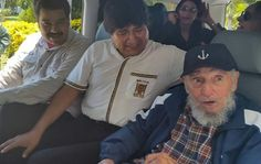 Fidel Castro pide a EE.UU que pague deuda a Cuba