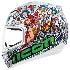Search results for: 'icon airmada lucky lid 2 motorcycle helmet' Motorcycle Helmet Design, Full Face Motorcycle Helmets, Cruiser Motorcycle, Women Motorcycle, Street Bike Helmets, Icon Helmets, Ducati Monster Custom, Custom Helmets, Riding Gear