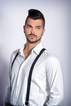 SP Men Competition entry from GREECE, Salon GLAMOUR HAIR GIOTA. Look: Modern Sophistication.