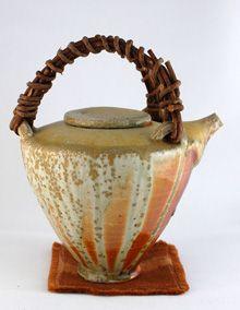 Dan Greenfield, design, teapot, ceramic