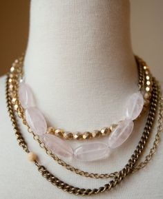 Sloane... for the girl who knows simplicity and ease are the keys to a relaxed life.  www.sheeraddictionjewelry.com