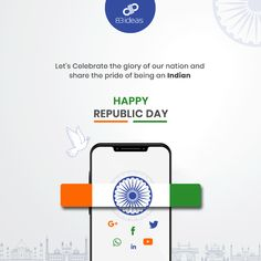 Let the spirit of Republic Day spread across the year. Let us have the feeling of patriotism infused in each and every day of our life. Social Media Banner, Social Media Icons, Social Media Design, Print Advertising, Advertising Campaign, Print Ads, Street Marketing, Guerilla Marketing, Exhibition Booth Design