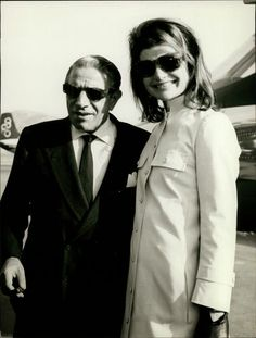 EVGENIA GL NICE COUPLE KING AND QUEEN A blog about Aristotle Onassis and Jackie Kennedy Onassis