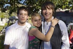 Rusty, Casey and Cappie.