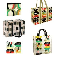 Inaluxe Bags 5 Pack I in  from Fab on shop.CatalogSpree.com, your personal digital mall.