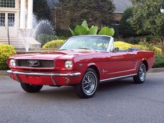 Awesome Ford 2017: 1966 Ford Mustang Convertible It will be mine. Oh yes. One day, it will be mine.... Cars