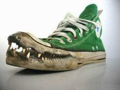 Writing prompt: your shoes can talk and walk! What should you do? Imagine you're at school
