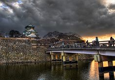"""From the National Geographic website:  """"In 1614 and 1615 hundreds of thousands of samurai—blasting guns, shooting arrows, and wielding swords—unleashed their force on the Osaka castle, inaugurating the downfall of the Toyotomi clan and sealing Tokugawa Ieyasu's position as Japan's undisputed master..."""