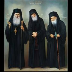 An Invitation From The Pope To Elders Paisios and Porphyrios | MYSTAGOGY RESOURCE CENTER
