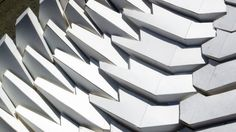 Parametric Wall System | Gage / Clemenceau Architects