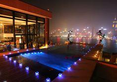 Hong Kong Intercontinental Presidential Suite Private Pool