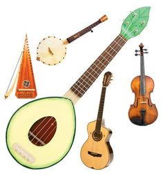 Hand-crafted instruments