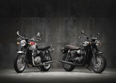 2016 Triumph Bonneville Street Twin T120 And Thruxton Read All About The New Models