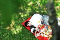 公園deロケ  shot by Enchante nature  http://enchante-nature.com/