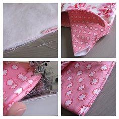 Tutorial: Fabric Nappy Wallet