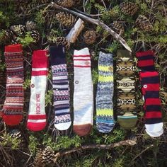 It's getting chilly out so we lined up the warmest, cozier @Stance for this week! #howwekickit #theuncommonthread #tistheseason #socks #stancesocks