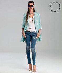 Alessia Ventura e Francesca Nironi per DENNY ROSE Catalogo Abbigliamento Primavera Estate 2014