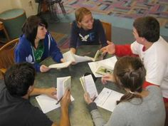 Social Constructivism: Literature Circles - YouTube -- for the teacher; examples with HS students