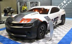2015 Chevy Camaro Cop Car