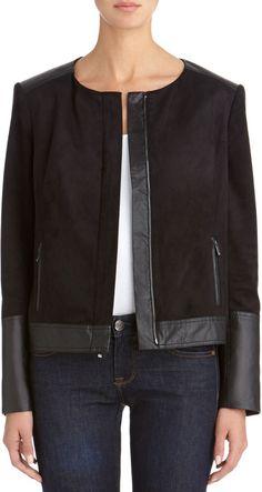 Plus Size Moto Jacket #plus #size #fashion