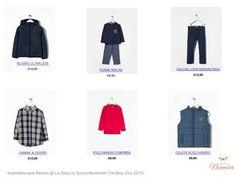 [Kids Fashion] Sugestões para menino