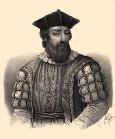 Henrique de Meneses (1469-1526), Soldier and Governor Portuguese India
