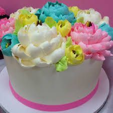 12 Mind Numbing Facts About White Flower Cake Shoppe Signature Flower Buttercream Flowers, Buttercream Cake, Buttercream Designs, Cupcakes, Cupcake Cakes, White Flower Cake Shoppe, Buckwheat Cake, Apple Smoothies, Salty Cake