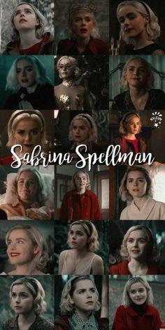 Kiernan Shipka, Sabrina Spellman, The Dark World, Netflix Series, New Shows, Favorite Tv Shows, The Darkest, Memes, Chill