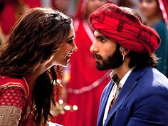 Deepika does the garba in the new song from Ramleela- Nagada Sang Dhol!