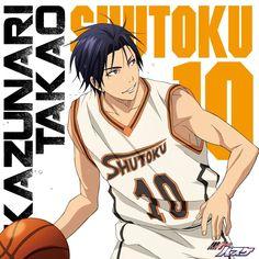 #22 Kazunari Takao.   Basketball player. Point guard.