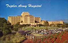Tripler Army Hospital by Kamaaina56, via Flickr