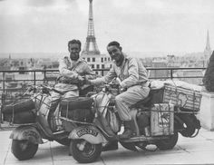 African Tour in Lambretta More on: