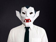 Mascaras papel