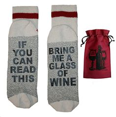 Talking Socks Bring Me A Glass Of Wine Womens' Socks & Wi... https://www.amazon.com/dp/B01M2VN5MT/ref=cm_sw_r_pi_dp_x_q4XqybQZSBZ1P