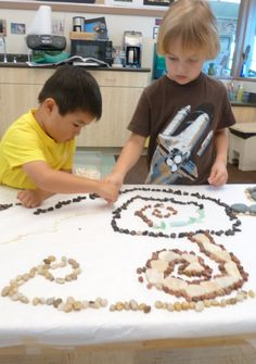 Creativity.... loose parts. Great idea for rainy/bad weather days, brain breaks, and/or treasure chest rewards!