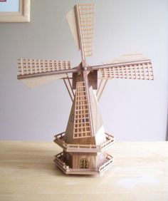 Kết quả hình ảnh cho windmill made out of popsicle sticks