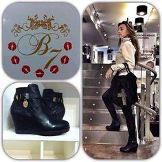 B7 boots